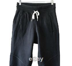 New John Elliot Escobar Men's Black Slim Fit Sweatpants Joggers Pants Sz 2 / M