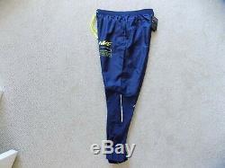 New Mens M Nike Phenom Air Elite Running Track Pants Joggers Blue Volt Bv4811
