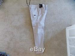 New Mens XL X Large Nike Tech Fleece Joggers Taper Pants Rose Pink Black 805162