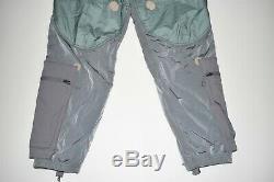 New Nike Nikelab ISPA Mens Size Large Tactical Pants Wolf Grey CD6369 012