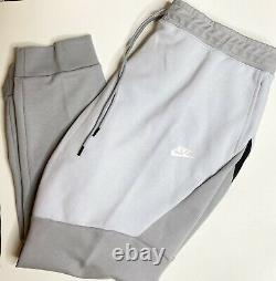 New Nike Sportwear Tech Fleece Grey Jogger Pants Size 3XL 805162-077 Mens