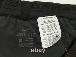New Nike Swift Flex Running Pants Black Reflective BV4809-402 Men's Size 2XL