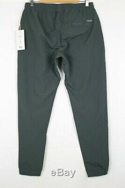 New Vuori Men's Transit Jogger Running Pant Size Large Charcoal