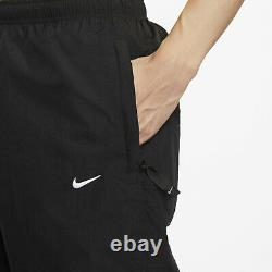 NikeLab NRG Track Pants MEDIUM CD6544-010 Lab QS White Sweat Sportswear