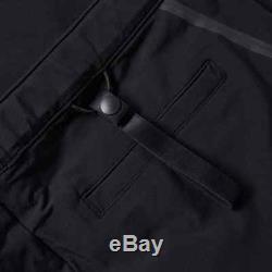 NikeLab x Kim Jones Lightweight Pant Black & Clear Size XL (826861-010)