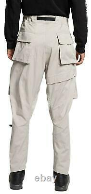 Nike ACG Cargo Woven Pants Size Small Moon Particle Beige Jogger BQ7293-286
