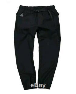 Nike ACG Trail Pants Joggers Black Mens Size Large CD4540 010 L New