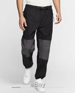 Nike ACG Trail Pants Men's Sz XSMALL XS BLACK/GREY CD4540 011 NWT