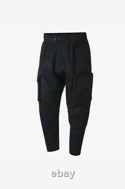 Nike ACG Woven Cargo Pants Men's Black Size S (CD7646-011) New