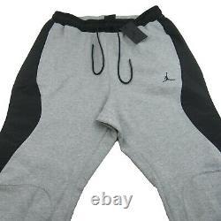Nike Air Jordan 23 Engineered Gray Fleece Pants Size XL Mens NEW CT2924-091
