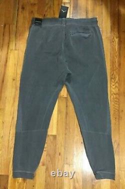Nike Air Jordan 23 Engineered Men's Fleece Pants Grey Cj5999-010 Size L Nwt