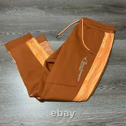 Nike Air Jordan 23 Engineered Orange Mens Pants Size 2xl Cj6765-246