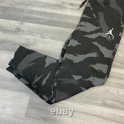 Nike Air Jordan Fleece Camo Mens Pants Trousers Brand New Size Medium