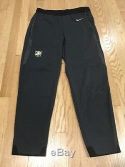 Nike Army Black Knights Team Issue On-Field Joggers Sweatpants Mens M 927561-060