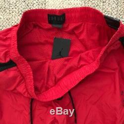 Nike Jordan Jumpman Woven Athletic Jogger Pants Red Mens Size 2XL AQ2688-687