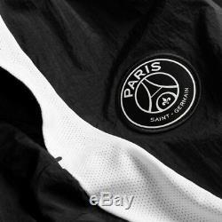 Nike Jordan x Paris Saint-Germain AJ1 Pant Black & White BQ4224-010 Men Legit