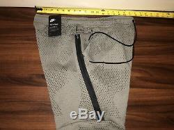 Nike Men Sportswear Tech Fleece Jogger Pants Greenish/Grey 886175-004Size XLT