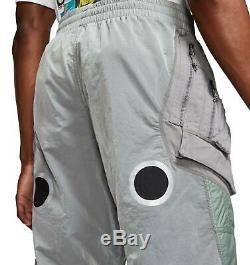 Nike Men's NikeLab NRG ISPA Adjustable Pants Size Medium CD6369-012