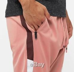 Nike Men's SPORTSWEAR NSW OH PACK JOGGER Pants Rust Pink/Burgundy 928587-685 c