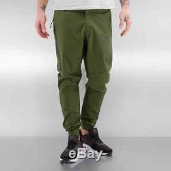 Nike Men's Sportswear Bonded Woven Jogger Pants 823363 331 Size 30