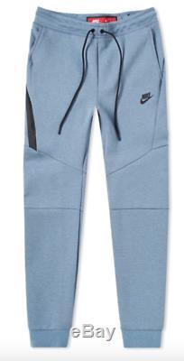 Nike Men's Sportswear NSW Tech Fleece Pants Joggers Large L 805162 437 heather
