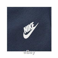Nike Men's Sportswear Tech Fleece Joggers Obsidian White Pants 805162-455