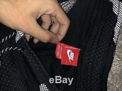 Nike Mens Black Reflective Camo Tech Fleece Sweat Pants Jogger Small Limited