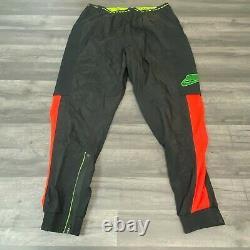 Nike Mens Dri-fit Clash Loose Training Pants Black Size Medium Bv3268-010