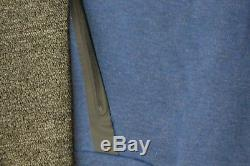 Nike Mens Nsw Tech Fleece Pants Joggers Sz M Obsidian Blue Black 805162 452