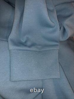 Nike Mens Sportswear Tech Fleece Joggers Large L 805162 425 Cerulean Black Blue