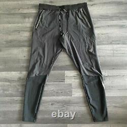 Nike Mens Swift Flex Run Joggers Pants Small & Medium Grey/black Bv4809-010