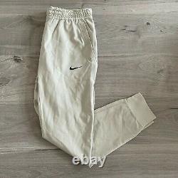 Nike Mens Tech Fleece Joggers Pants Medium Cream (bv4452-094)