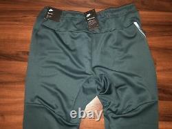 Nike Mens Tech Knit Joggers Sweatpants Deep Jungle Green AQ0831-328 Size XXL