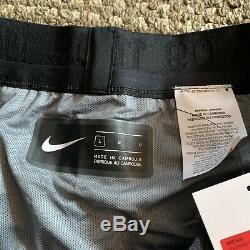 Nike Mens Tech Pack Running Pants $130 BV5695 065 Large L Flex Swift Phenom Gray