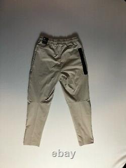Nike Mens Tech Pack Woven Joggers Pants Stone Tan CU4483-230 Size Small