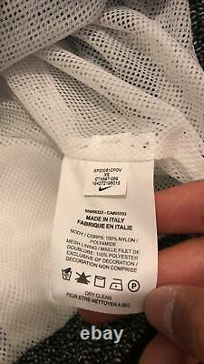 Nike NRG Made in Italy MII Pants Bottoms Joggers Iron Grey CT4587-068 Men's XS