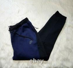 Nike NSW Tech Fleece Jogger Pants Navy Obsidian Black Mens Size XXL (805162-018)