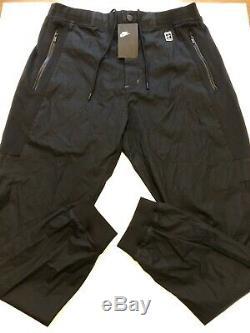 Nike NikeCourt Off Court Tennis Pants Joggers Black Mens Size Large 894866-011