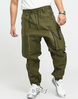 Nike NikeLab ACG Cargo Pants Acronym Errolson Olive Joggers AQ3524 395 Medium M