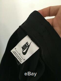Nike NikeLab Olivier Rousteing Balmain Black Gold Jogger Pants 834911-010 Mens M