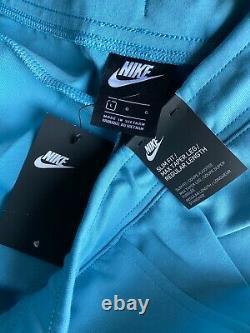 Nike Nike Sportswear Tech Fleece Jogger 805162-425 Cerulean/black Size Large