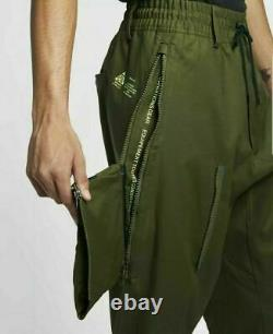 Nike Nikelab Acg Cargo Pants Olive Canvas (aq3524 395) Size (xl)