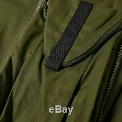 Nike Nikelab NRG ACG Cargo Pants Olive Canvas Mens Size S AQ3524 395 Loose Fit