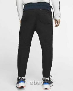 Nike Nikelab Tech Pack Woven Cargo Pants CJ5155 010 Size Medium Tapered Leg