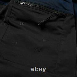 Nike Nikelab Tech Pack Woven Cargo Pants Size Medium Tapered Jogger CJ5155 010