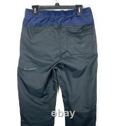 Nike Nikelab Tech Pack Woven Pants Mens Size S-Tall Navy Blue Black CJ5155-010