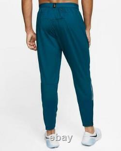 Nike Phenom Dri Fit Knit Running Pants Size L Mens Valerian Blue BV4813-432