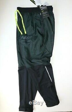 Nike Phenom Elite Track Men Running Joggers Pants Trousers Black Bv4811-010 L