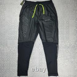 Nike Phenom Elite Track Pants Men's Large-Tall Black Running Joggers BV4811-010