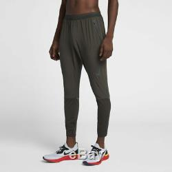 Nike Shield Swift Running Men's Pants Sequoia (929859 395) Size (m)